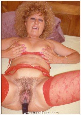 Meine Nackte Tante